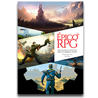 Capa do Épico RPG