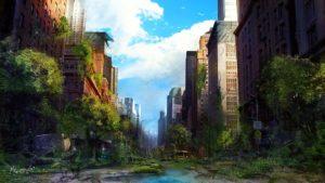 Lou City Concept por Michael Richards (michael-richards.co.uk). Arte editada: recorte, brilho, saturação. Publicado sob licença Creative Commons Atribuição 3.0. Veja a licença em creativecommons.org/licenses/by/3.0/br.