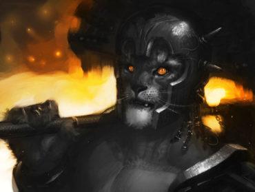 Warrior por Rustam