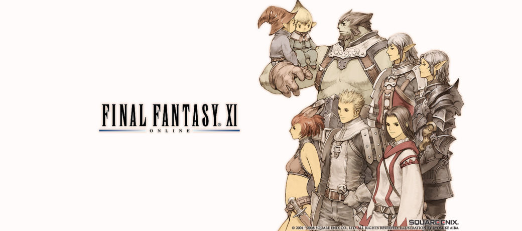 Raças de Final Fantasy XI