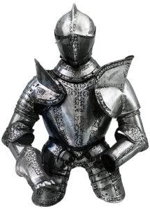 Armadura aquilana Épico RPG Longínqua